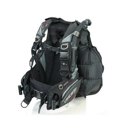 Cressi sub aquapro 6 r mens scuba diving bcd features the - Discount dive gear ...