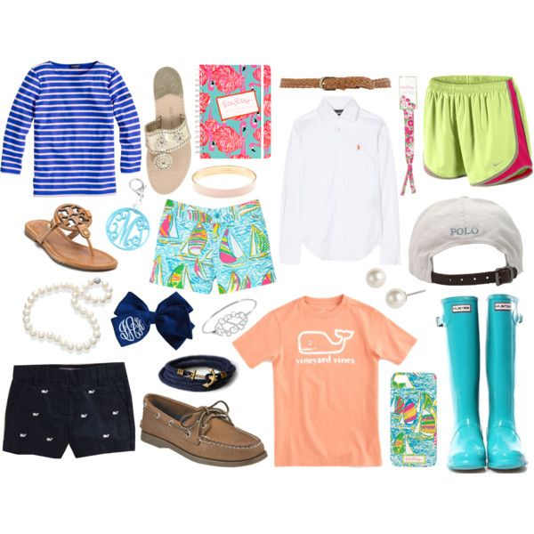 """Prep Life"" by classically-preppy on Polyvore"