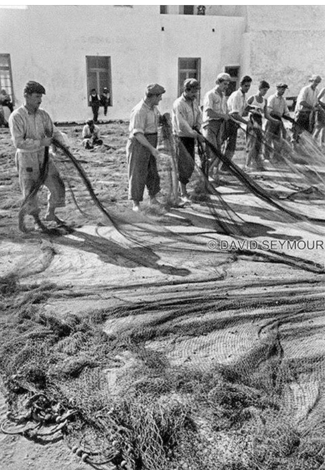 #Mykonos #waterfront  in 1951.