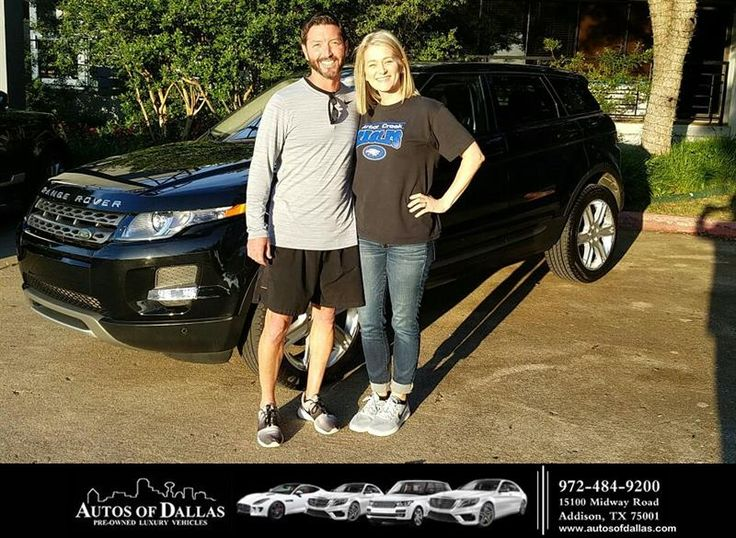 Happy Anniversary to Lindsey on your #Land Rover #Range Rover Evoque from George Ondarza at Autos of Dallas!  https://deliverymaxx.com/DealerReviews.aspx?DealerCode=L575  #Anniversary #AutosofDallas