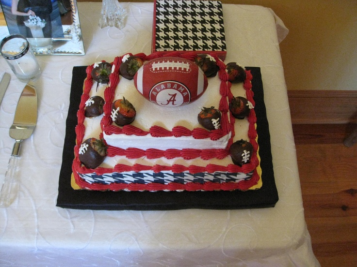Alabama Cake Wedding Ideas Pinterest