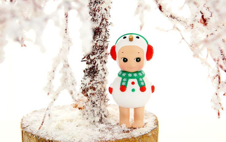 Sonny Angel Christmas Series Figure