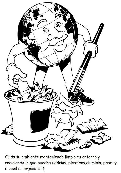 Free Earth Day Coloring Pages Page Book For