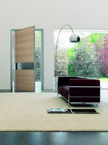 Dieffe - synua custom pivot front entry doors