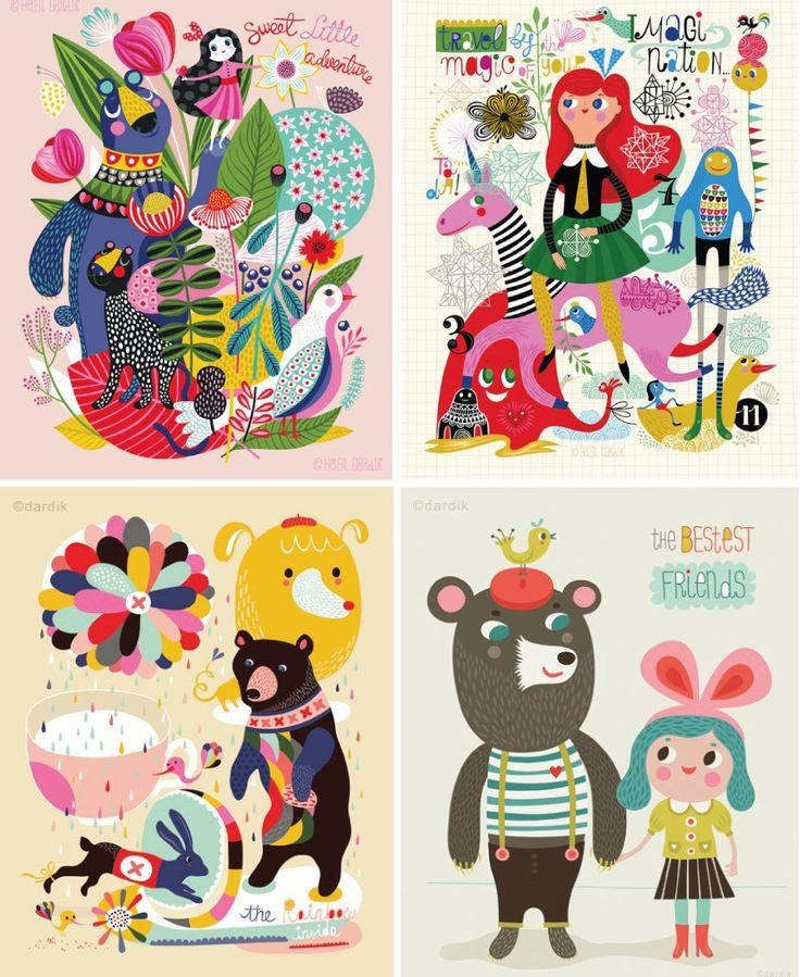 I LOVE Prints   Helen Dardik