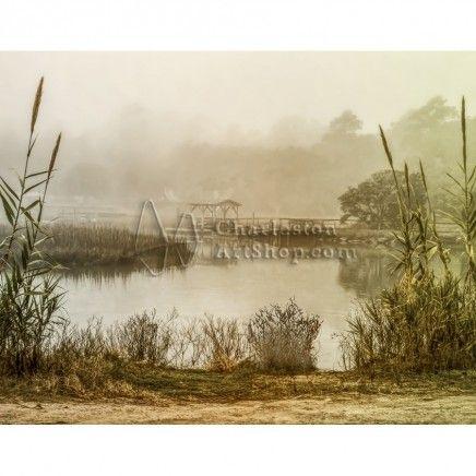 Misty Morning On Pawleys Island | Terry Shoemaker Artwork Listings | Charleston Art Shop Photography