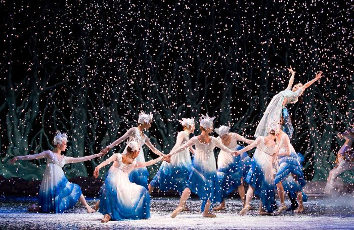 ★★★ - The Nutcracker review at New Victoria Theatre, Woking – 'catches the Christmas spirit'