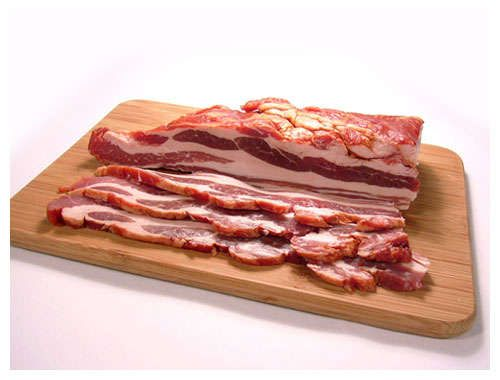 How to make bacon soap