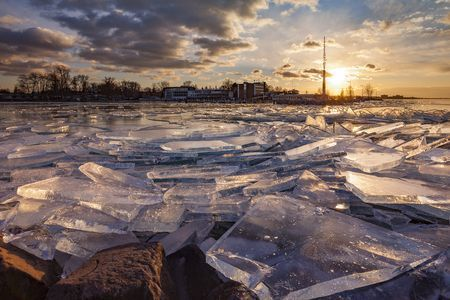 Ice world Photo by Krisztián Borbély — National Geographic Your Shot