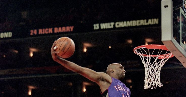 The evolution of the 360 dunk: From George Gervin and David Thompson to Vince Carter and Jason Richardson