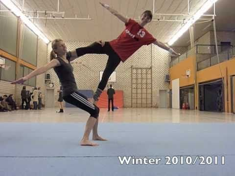 1000+ images about Acro on Pinterest | Yoga poses, Around the ...