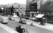 This Photo of South Merstham, c1960 is included in the memory 1977 / 1982 Nutfield Road.