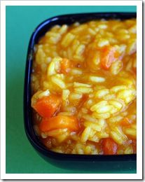 Golden Risotto- Vitamin A Superstar! | Healthy Ideas for Kids
