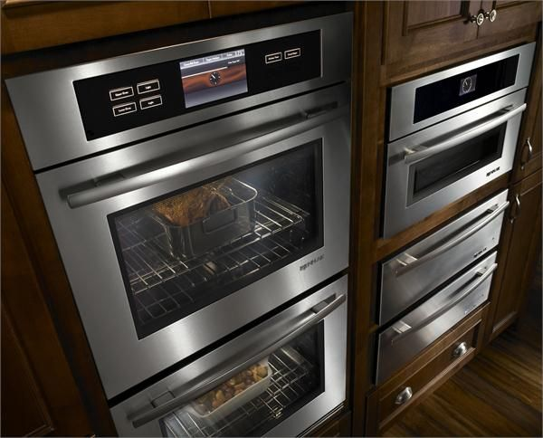 Jenn Air 174 30 Quot Double Wall Oven With V2 Vertical Dual Fan