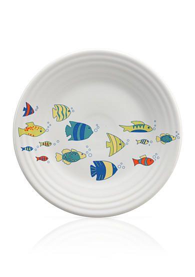 Fiesta® Dinnerware Under the Sea Luncheon Plate exclusively at Belk  sc 1 st  Pinterest & 1084 best Fiesta images on Pinterest | Fiesta ware Homer laughlin ...