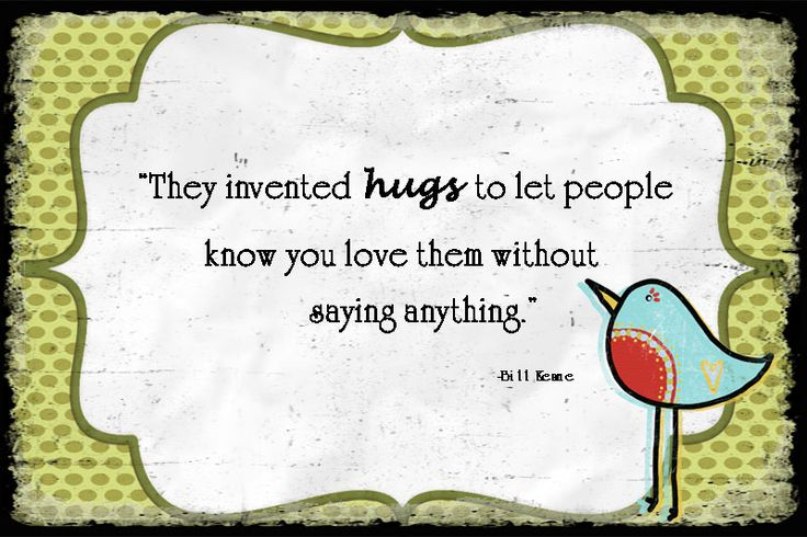 A nice quote about hugs: Hug 3, Food Recipes, Conference Fun, Quotes Words Sayings, Giggles, Quotes Signs, Favorite Quotes, Messages, Nice Quotes