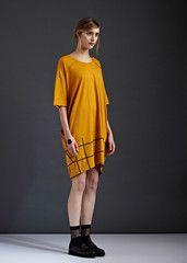 kowtow - 100% certified fair trade organic cotton clothing - Check Tunic