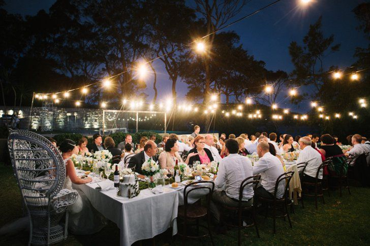 Pin for Later: A Midsummer Night's Dream Wedding  Photo by Hilary Cam Photography Sydney