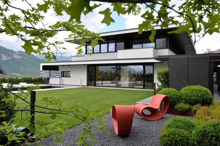Oltre 1000 idee su progettazione del giardino su pinterest - Progetto giardino privato ...