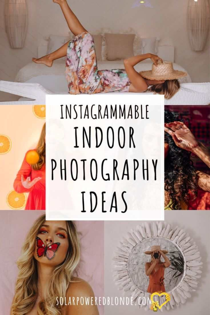 Instagrammable Photography Ideas At Home Creative Indoor Photoshoot Ideas For Women Ins In 2020 Photography Ideas At Home Indoor Photography Creative Photoshoot Ideas