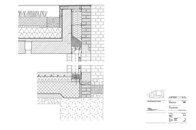 Mejores 197 im genes de david chipperfield architect en for Casa moderna gardone