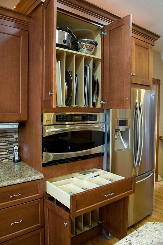 87 best Cabinetry for every room images on Pinterest | Kitchen ...