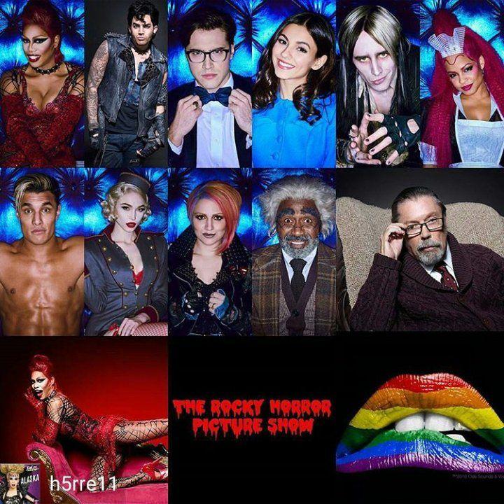 (11) Twitter   Rocky horror cast, Rocky horror, Rocky ...