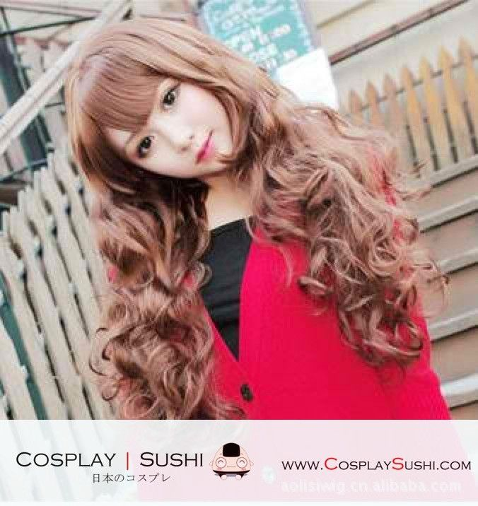 Get our NEW Jin-Yung Long Hair Wig! SHOP NOW ► http://bit.ly/1GI49M9 Follow Cosplay Sushi for more cosplay ideas! #cosplaysushi #cosplay #anime #otaku #cool #cosplayer #cute #kawaii #Long #hair #hairstyle #wig #cosplaywig #fahsion #deisgn #style #pretty