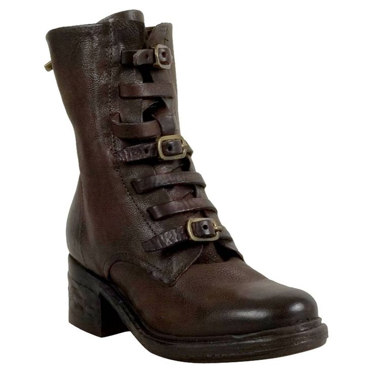 A.S.98 Nathaniel Women's Motorcycle Boot