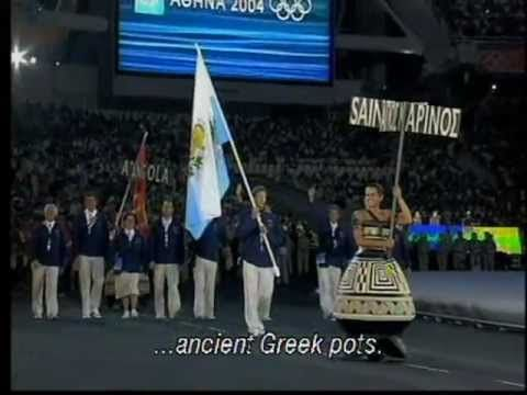 ▶ Athens 2004 Olympic Games - Opening Ceremony, English Subs & Greek commentary Download - YouTube