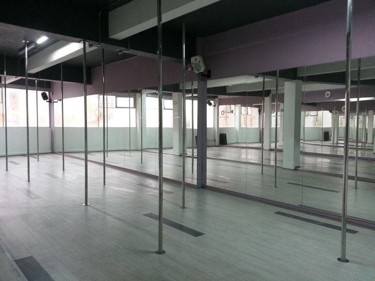 Gym at Polanco, Mexico city.