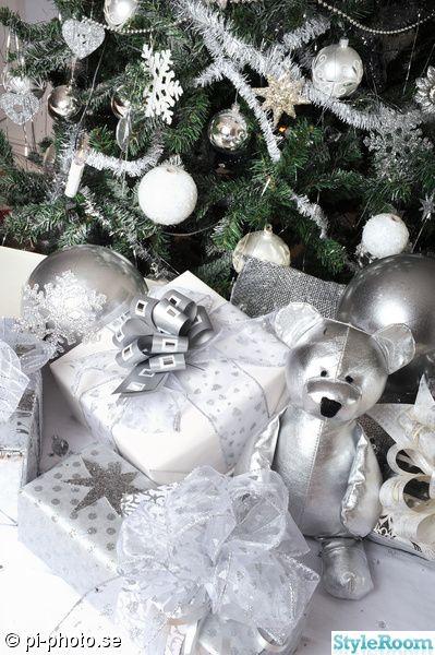 paket,julklapp,paketinslagning,nalle,björn