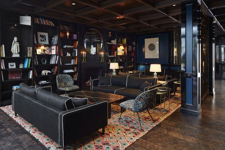 Le Roch hotel a Paris Sarah Lavoine salon