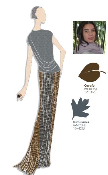 #FCRF13 Designer Inspiration: TiA CiBANi http://pantone.com/Fall2013