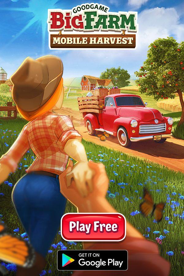 Big Farm is an online farming game where you can build a