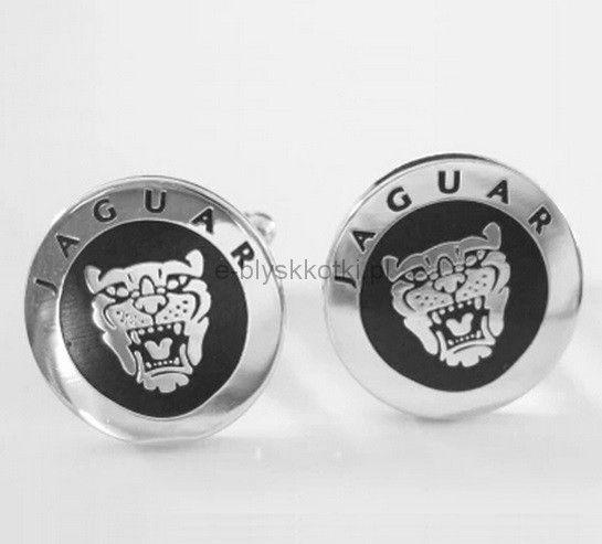 Spinki do mankietów – Jaguar Blyskkotki