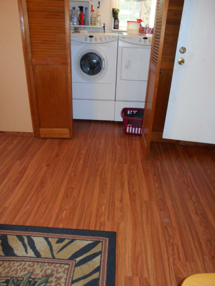 how to clean tranquility vinyl plank flooring