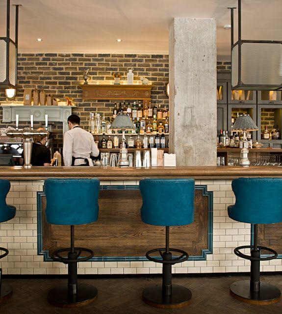 Kaper Design; Restaurant & Hospitality Design Inspiration: The Riding House Cafe