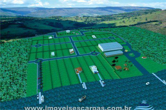Condomínio Costa Verde a 3 minutos de Escarpas do Lago, Marinas com 2000 m².