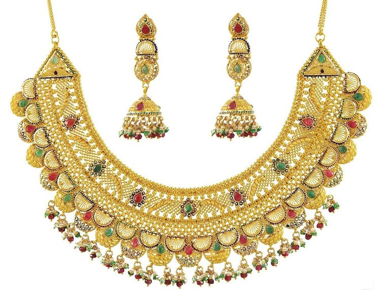 12 Best Sets With Necklaces As A Nice Wedding Tradition
