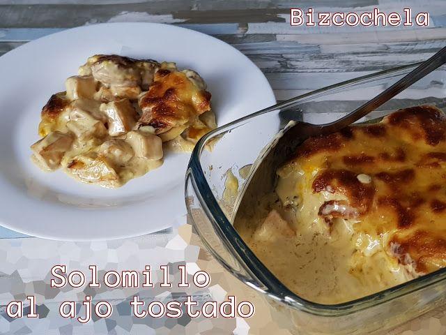 Solomillo Al Ajo Tostado Gastronomia Recetas De Comida Comida