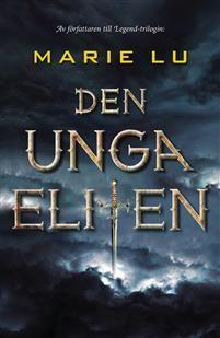 Mari Lu. Den unga Eliten. Av författaren till Legend-trilogin. En fantasyroman om Adelina som är en av få barn som överlevt blodsfebern. Hon är märkt av sjukdomen (hennes mörka hår har blivit silverfärgat och hon har förlorat ena ögat.) och kallas malfetto. Pappan anser att hon drar olycka över familjen och vill sälja henne. Men hon lyckas rymma och för i säkerhet av Den unga eliten; som också överlevt blodsfebern. Där tränas hon för att kunna handskas med de krafter hon besitter.
