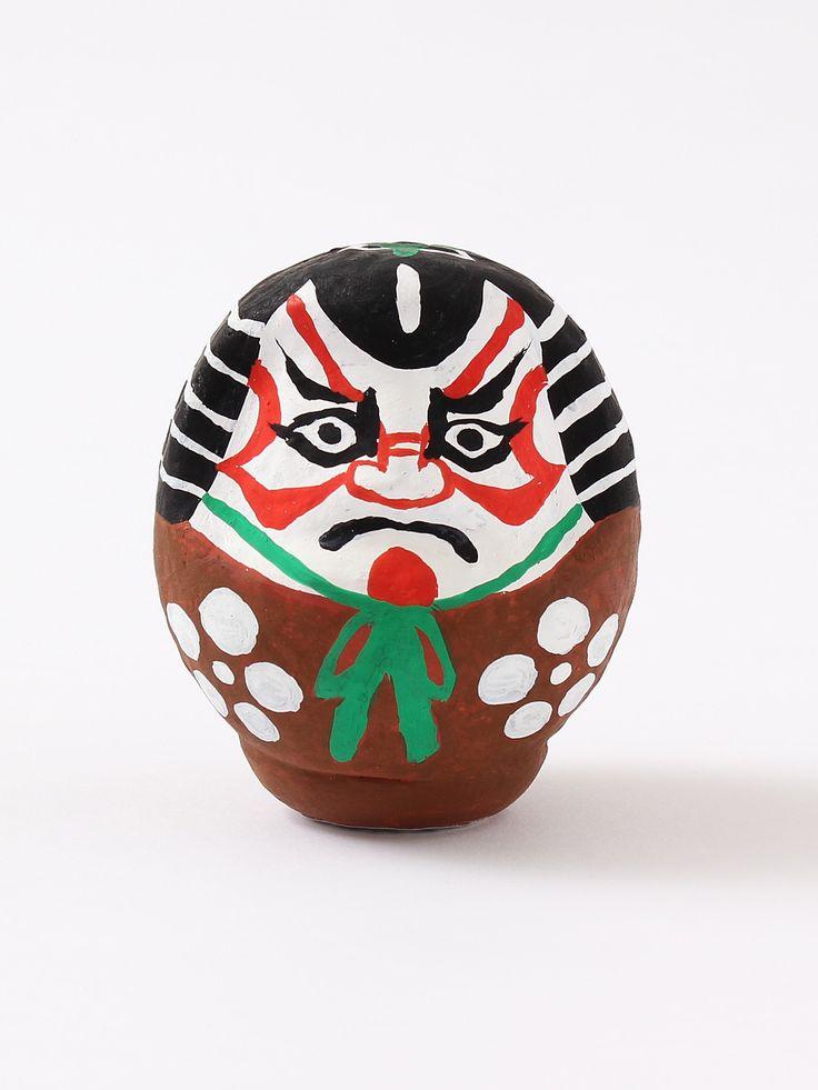 歌舞伎だるま -群馬県高崎市-