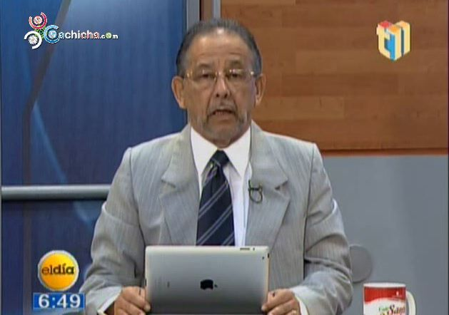 Huchi Lora: Partido Político Le Teme A Un Juicio Contra Victor Díaz Rua #Video