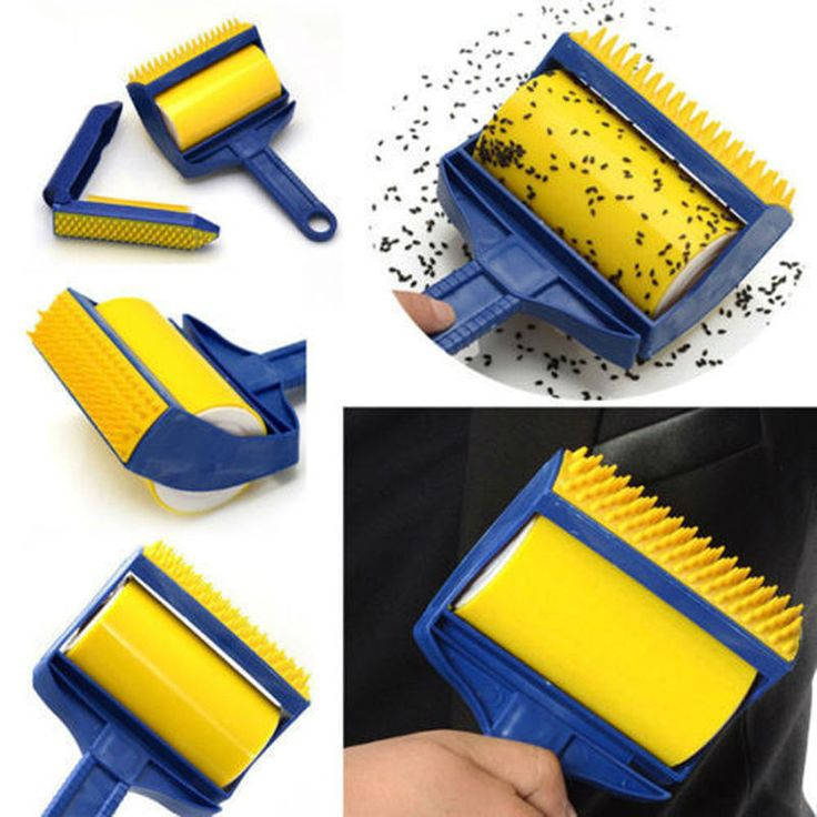 Hot!!!Reusable Sticky Buddy Picker Cleaner Lint Roller Pet Hair Remover Brush cleaning wool brush brush for cleaning clothes #clothing,#shoes,#jewelry,#women,#men,#hats,#watches,#belts,#fashion,#style
