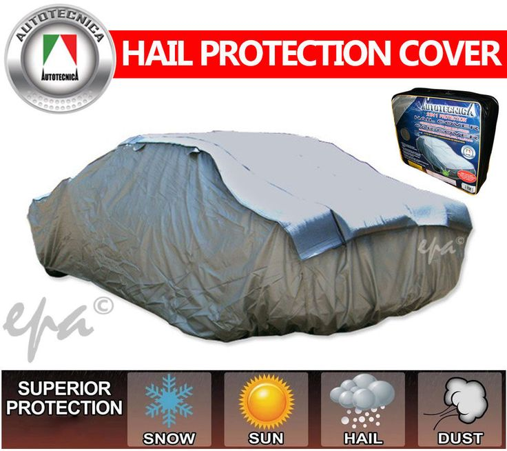 Details about HAIL STORM CAR PROTECTION COVER EXTRA LARGE