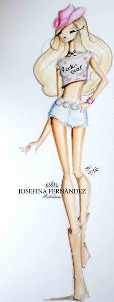 @jf.illustrations (etsy.com/shop/josefinafernandez)  Be Inspirational ❥ Mz. Manerz: Being well dressed is a beautiful form of confidence, happiness & politeness
