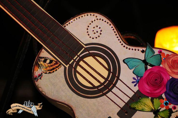 Guitar butterfly 3