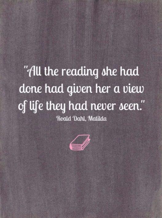 Dank u Roald Dahl, voor deze 13 wijze levenslessen