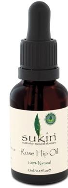 Certified Organic Rosehip Oil (25ml)